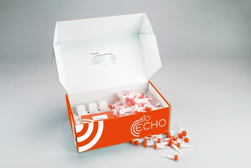 Product Image EchoLUTION Tissue DNA Micro Kit (50)_