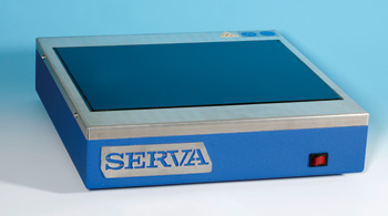 Product Image SERVA UV-Table C II_312 nm, 22 x 28 cm, w. Lid for DIAS-II