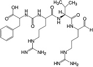 Structure Antipain_research grade