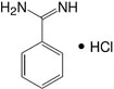 Structure Benzamidine·HCl_research grade