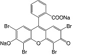 Structure Eosin Y·Na-salt_research grade