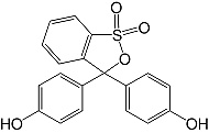 Structure Phenol Red_research grade