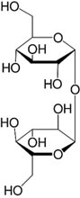 Structure D-Trehalose_analytical grade